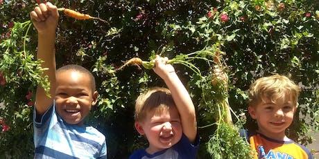 In the Garden! Preschool Workshop at Dobson Montessori tickets