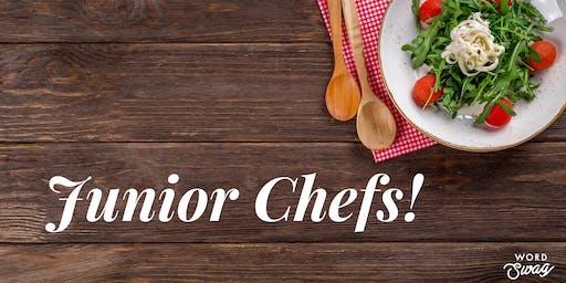 Junior Chefs: Hy-Vee Savage