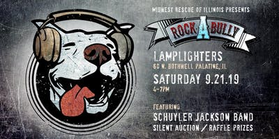 Rock-a-Bully Benefit Concert for Midwest Rescue of Illinois