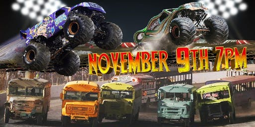 NIGHT OF DESTRUCTION RETURNS - AUBURNDALE SPEEDWAY