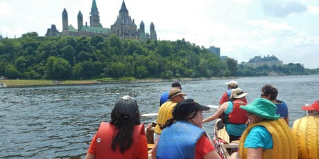 Could You be any More Canadian? Canada day Big Canoe Paddle tickets