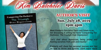 A Chat About Depression w/ Kimberly Batchelor Davis