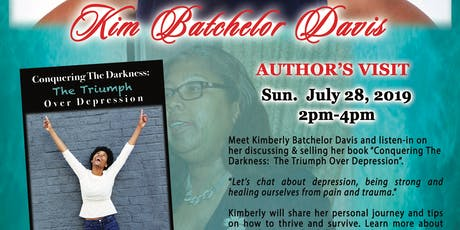 A Chat About Depression w/ Kimberly Batchelor Davis tickets