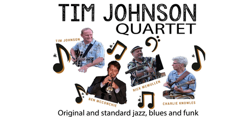TIM  JOHNSON QUARTET tickets