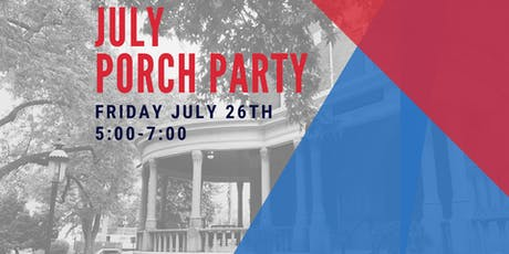 July Porch Party tickets