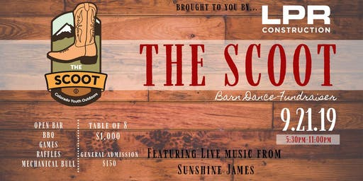The Scoot Barn Dance 2019