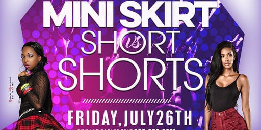 Mini Skirt vs Shot Shorts