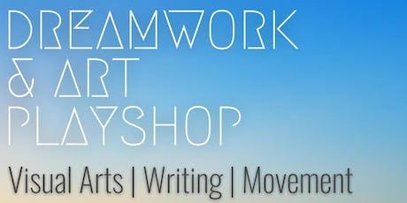 Dreamwork & Art Playshop tickets