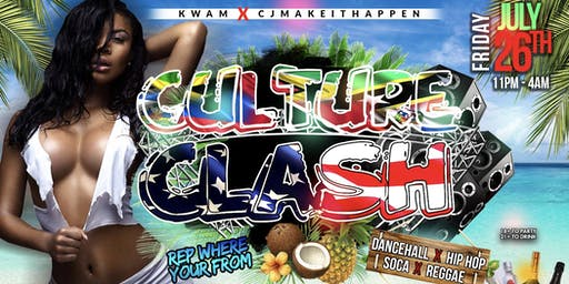 Culture Clash Miami : SUMMER EDITION