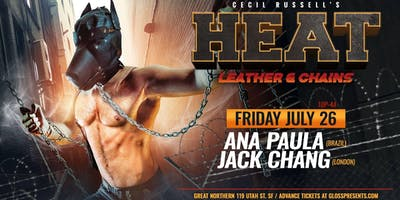 HEAT Leather and Chains