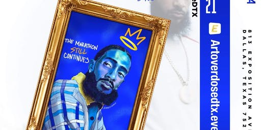 Artoverdose DTX - The Marathon Continues
