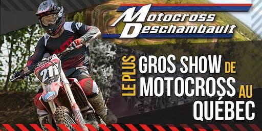 Championnat National de motocross Rockstar Energy présenté par Honda et Motul