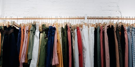 Hubbub talks clothes - Brighton tickets