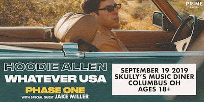 Hoodie Allen: Whatever USA Tour