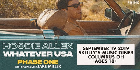 Hoodie Allen: Whatever USA Tour tickets