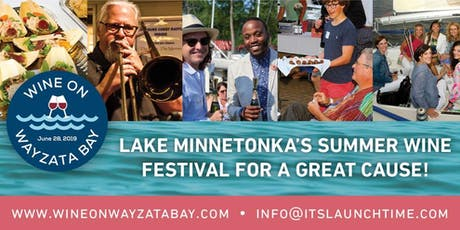 Wine on Wayzata Bay! tickets