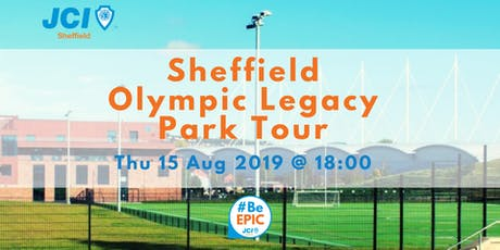 Sheffield Olympic Legacy Park Tour tickets