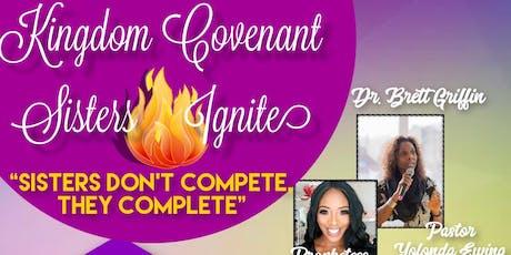 Kingdom Covenant Sisters Ignite tickets