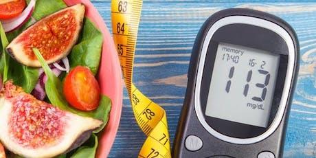 Pre-Diabetes: Que Puedo Hacer? tickets