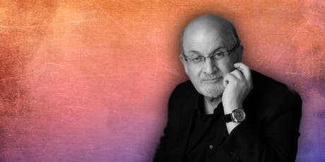 An Evening With Salman Rushdie tickets