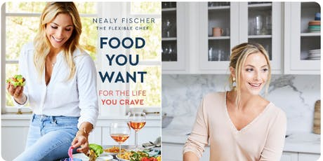 Author Talk: Food You Want with Nealy Fischer tickets