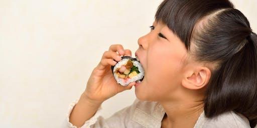Mini Chef + Me: Sushi Palooza