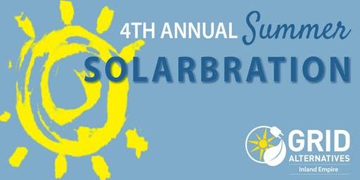 4th Annual Summer Solarbration