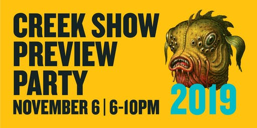 2019 Creek Show Preview Party