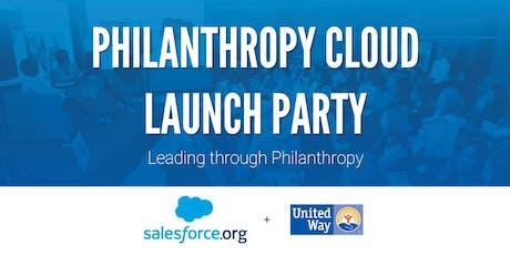 Philanthropy Cloud Launch Party tickets