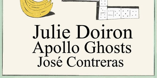 Odyssey Records pres: Julie Doiron, Apollo Ghosts, Jose Contreras & Susans