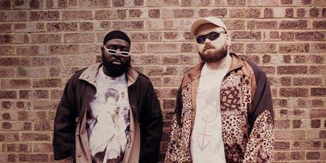 CirKT presents Alex Brenchley & Graver Ekow, live at The Glasshouse tickets