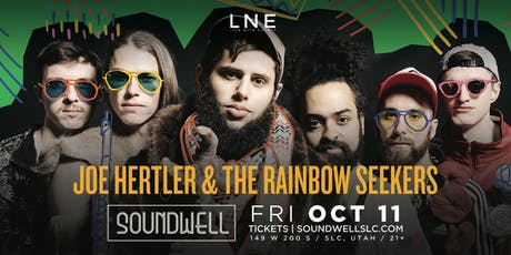 Joe Hertler & The Rainbow Seekers tickets