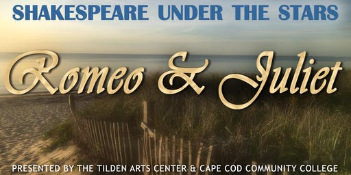 Shakespeare Under the Stars: Romeo & Juliet on the Hyannis Village Green