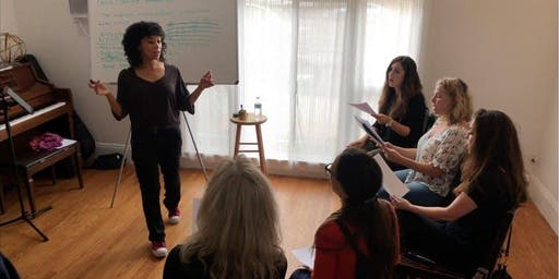 "FREE workshop, ""Harmony Lab"""