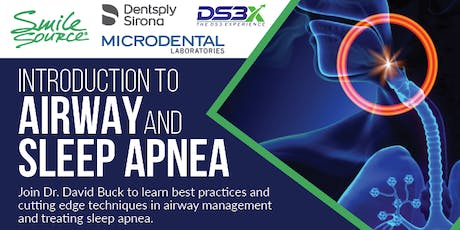 Introduction to Airway and Sleep Apnea tickets