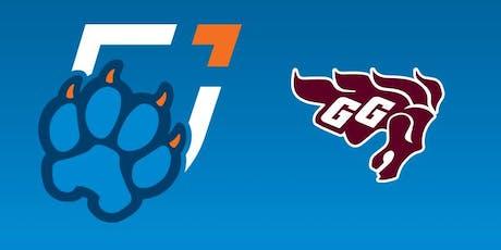 Ontario Tech Basketball vs. Ottawa Gee-Gees tickets