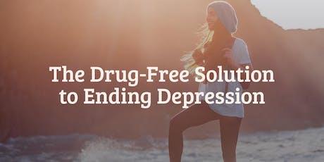Stress, Hormones, & Depression: A Holistic Approach tickets