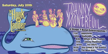 "Whale In The Thames ""Extravaganza"" with Johnny Montreuil and more! tickets"