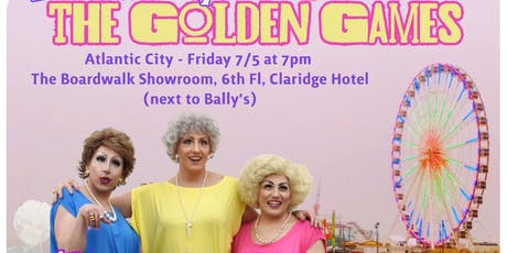 The Golden Gays - Direct from NYC comes to Atlantic City ONE NIGHT ONLY tickets