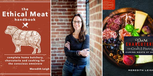Meredith Leigh: Book Talk and Signing