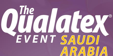 Qualatex Event - Saudi Arabia tickets