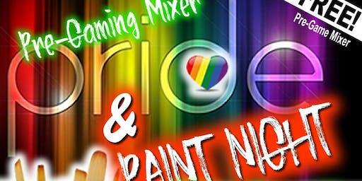 PRIDE Mixer & Paint