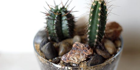 Cacti Building Workshop tickets