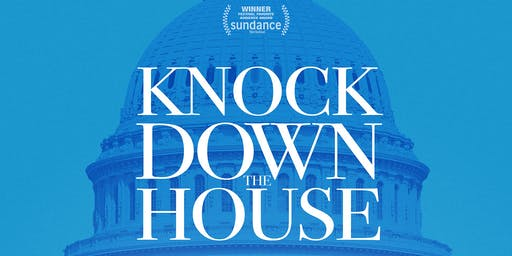 Screening + Panel Discussion: Knock Down The House