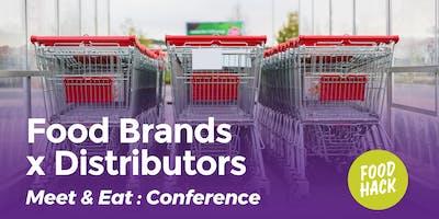 Food Brands x Distributors: Meet & Eat