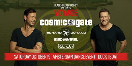 "Black Hole Recordings presents ""Voyage"" tickets"