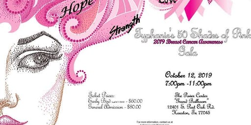 Typhanie 's 50 Shades of Pink Gala