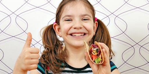 Kid's Kitchen: Taco Tuesday