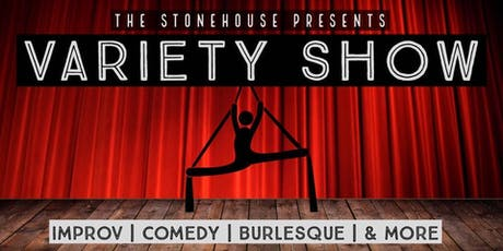The Variety Show tickets