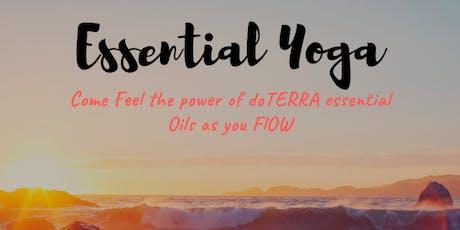 Essential Yoga tickets